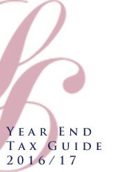 year end tax guide image graphic