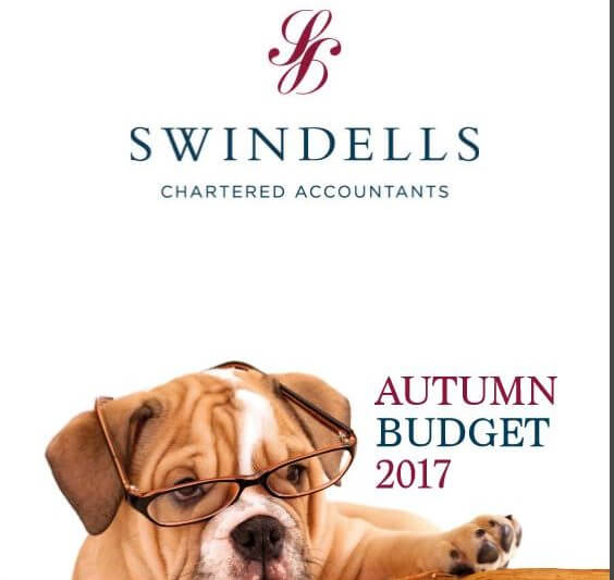Autumn Budget Report Nov 2017 Dog in glasses east sussex accountants and tax services
