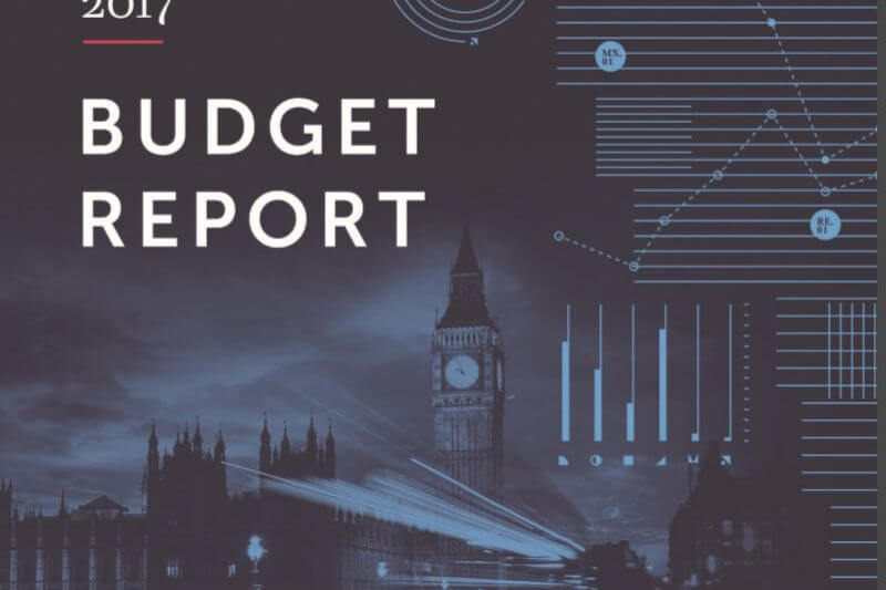 Autumn Budget Report Nov 2017