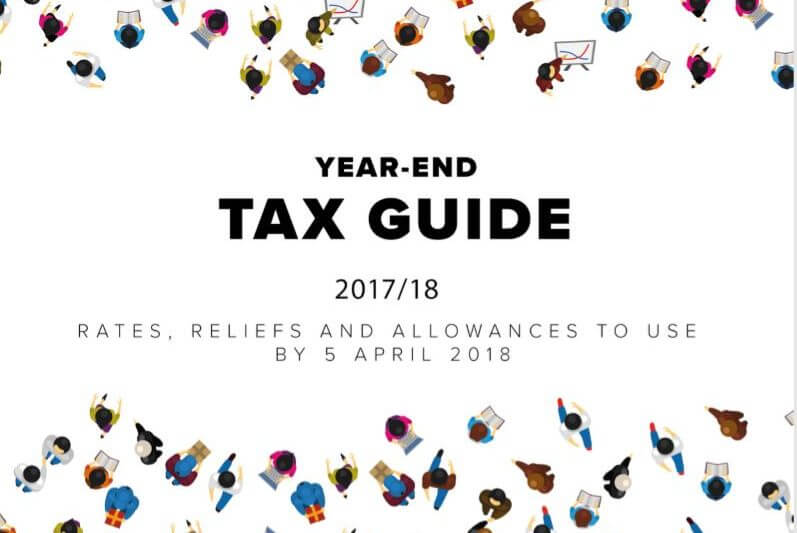 Year end tax guide 2018