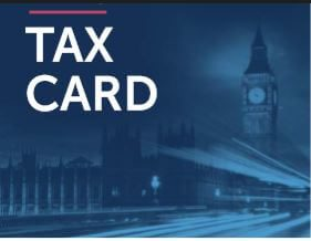 Tax card image big ben swindells east sussex accountants and tax advisors
