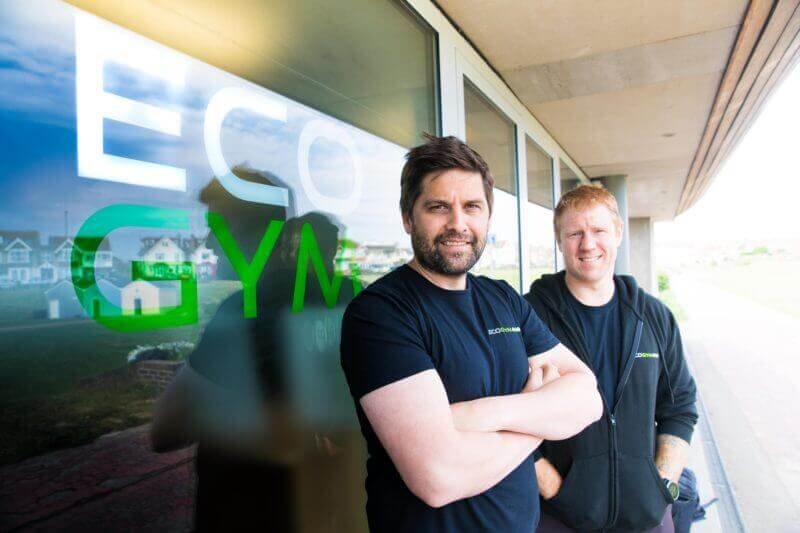 Why Paul & Andy @ Eco Gym choose Swindells